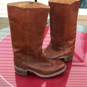 Frye boots vintage size 9.5